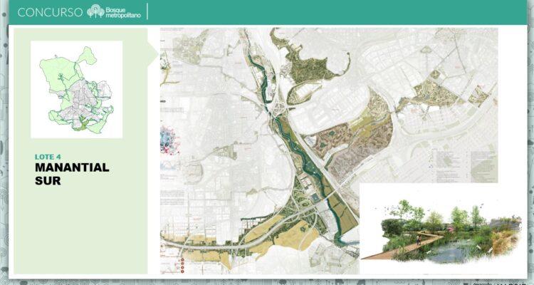 Ganadores concurso ideas Bosque Metropolitano