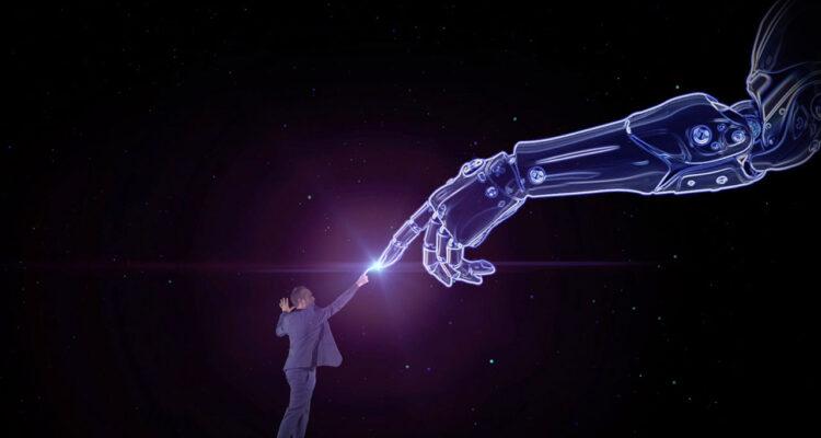 Jorge Blass. Invención (brazo robótico)