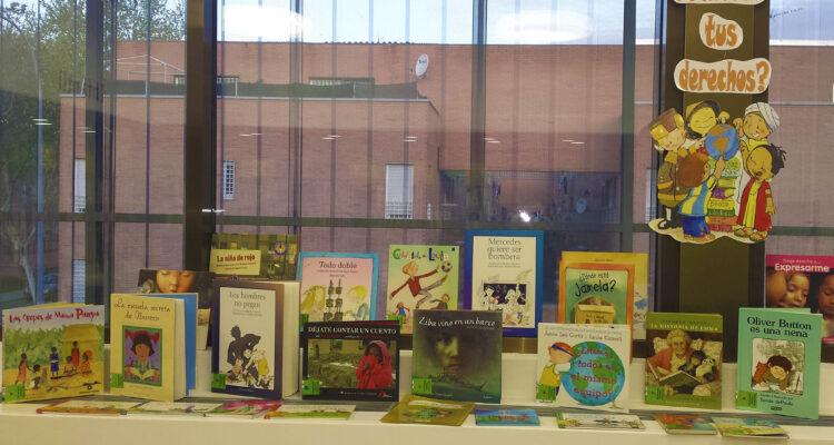 Centro de interés infantil. Red de Bibliotecas Públicas Municipales de Madrid