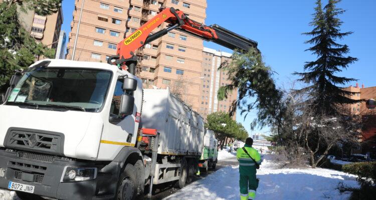 Limpieza y Zonas Verdes - Ayuntamiento de Madrid