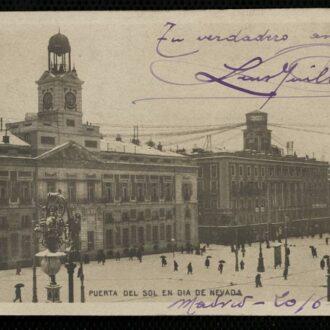 Sol nevada. 1905