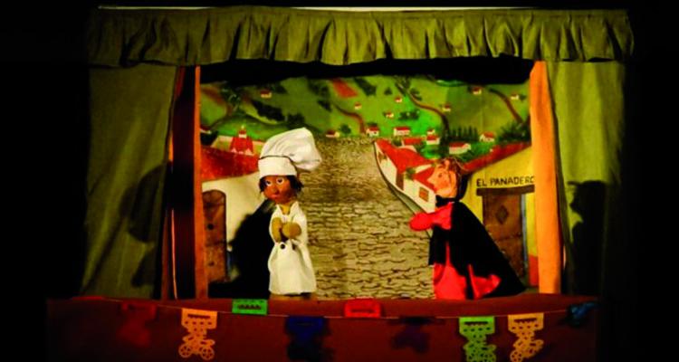 El panadero y el diablo. Teatro de Títeres de El Retiro