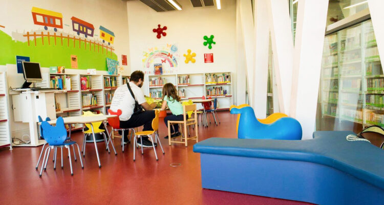 Bebeteca. Red de Bibliotecas Públicas Municipales de Madrid
