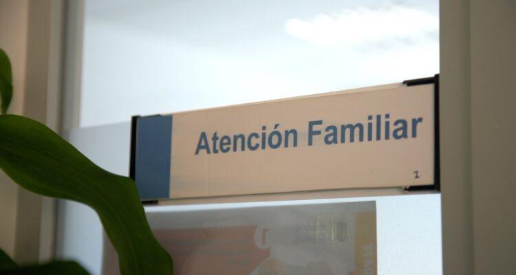 CAF. Atención familiar