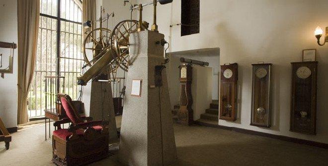 El Real Observatorio Astronómico