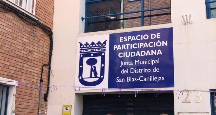 Saavedra y Casariego visitan el Espacio de Participación Ciudadana de San Faustino