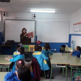 Campaña 'Acierta con la Orgánica' en centros escolares