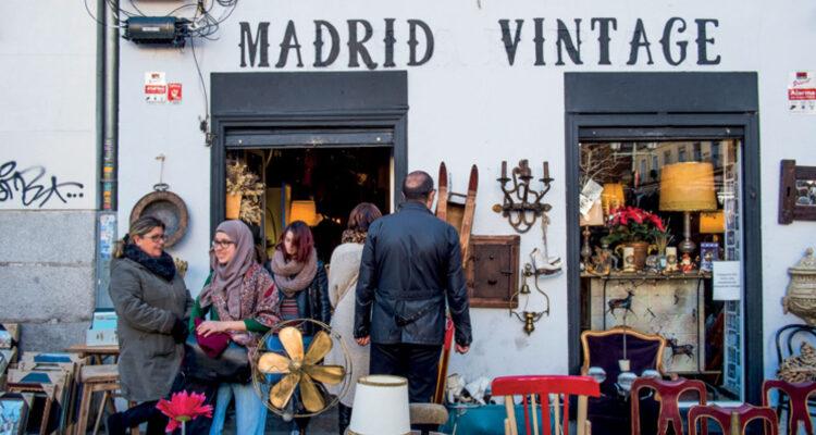 El Rastro, Madrid capital de la moda