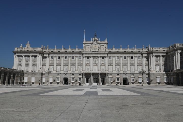 Año Sabatini. Palacio Real