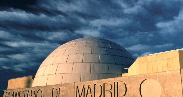 Planetario Madrid, un microcosmos junto a la M30