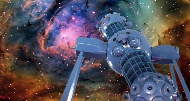 Proyector de estrellas de Planetario