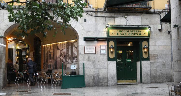 San Ginés, un clásico de cine