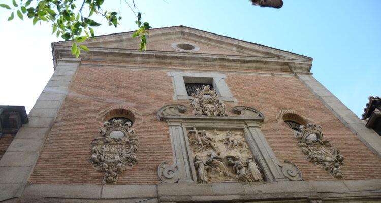 Convento de las Trinitarias, para obligatoria del recorrido