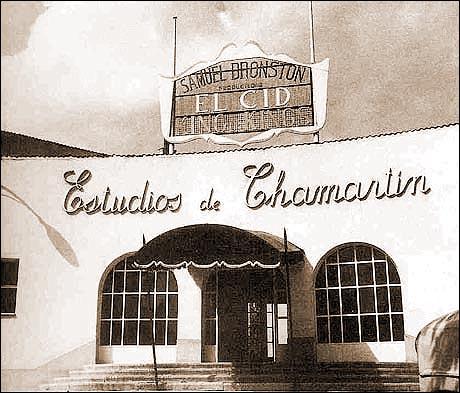 Estudios Chamartín (1959) Cedida por Asociación Costa Fleming