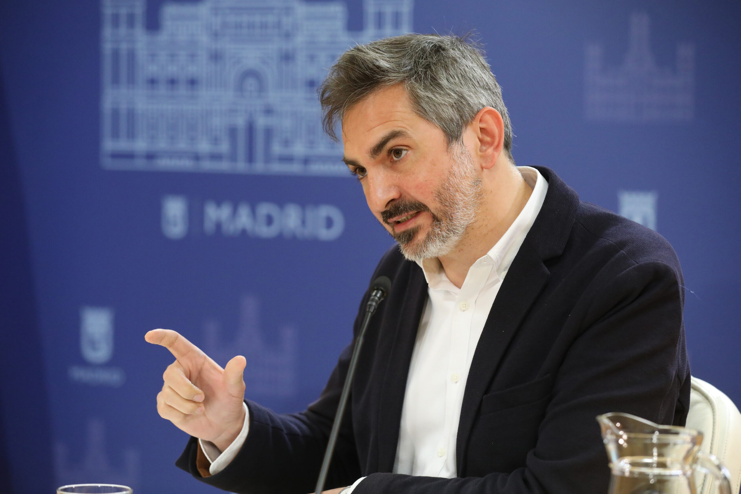 Pepe Aniorte, delegado de Familias, Igualdad y Bienestar Social