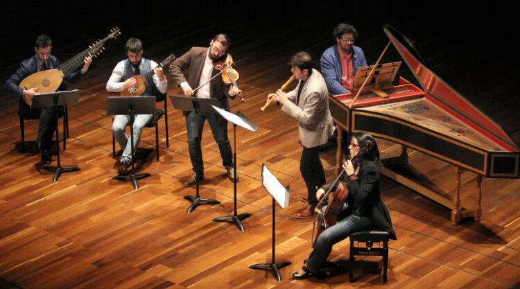 Festival Música Antigua de Madrid