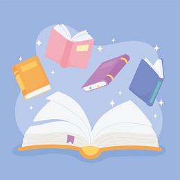 Préstamo sorpresa de libros
