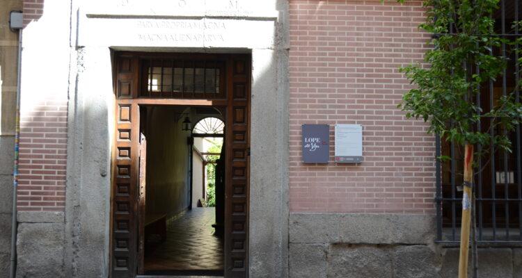 Una invitación a entrar en la casa museo de Lope
