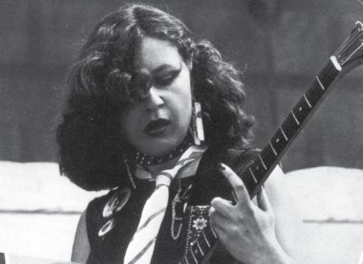 Alaska. Kaka de Luxe. I edición Villa de Madrid de música rock (Archivo Mariskal Rock)