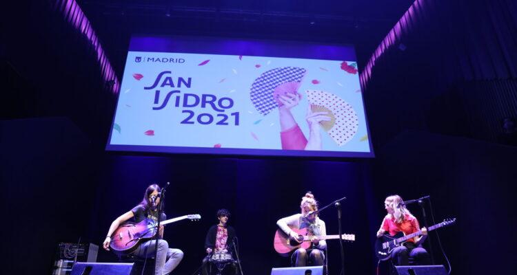 La banda madrileña Rayo ha ganado el 2º Premio Rock Villa de Madrid 2021