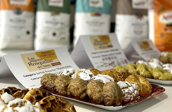 concurso 'Las mejores rosquillas de Madrid'