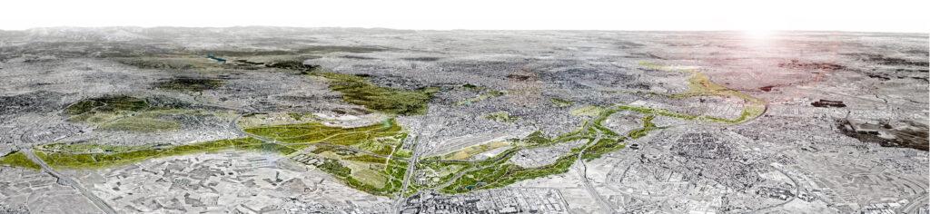 Proyecto 'del Manzanares al Guadarrama'