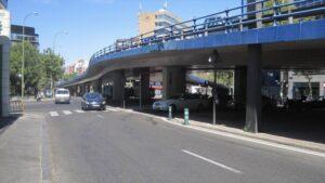Puente de Francisco Silvela-Joaquín Costa