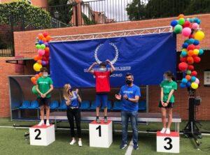 Entra de premios a los ganadores de las I Olimpiadas Escolares de Chamartín