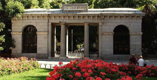 El Botánico, escenario de 'Sabatini en el jardín'