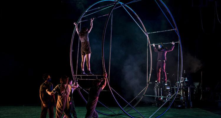 'La rueda', foto de Gaby Merz