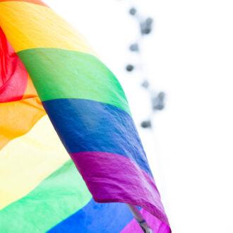 Orgullo Madrid. El arcoiris, símbolo de la diversidad