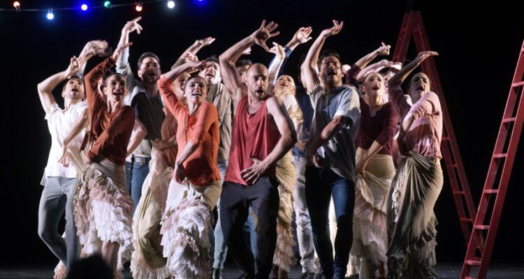 'Zarzuela en danza'