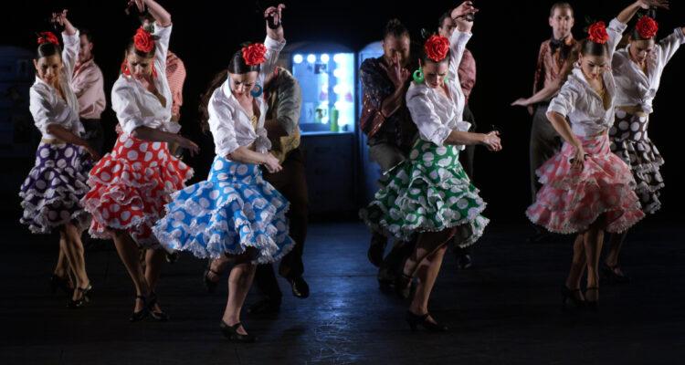 'Zarzuela en Danza', foto de Javier del Real