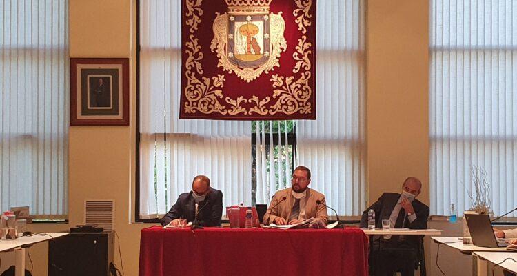 Debate del Estado del Distrito de Hortaleza