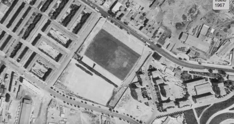 Campo del Rayo, Vallecas (1967)