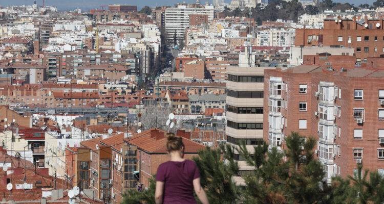 Vista panorámica desde el Mirador del Cerro del Tío Pío