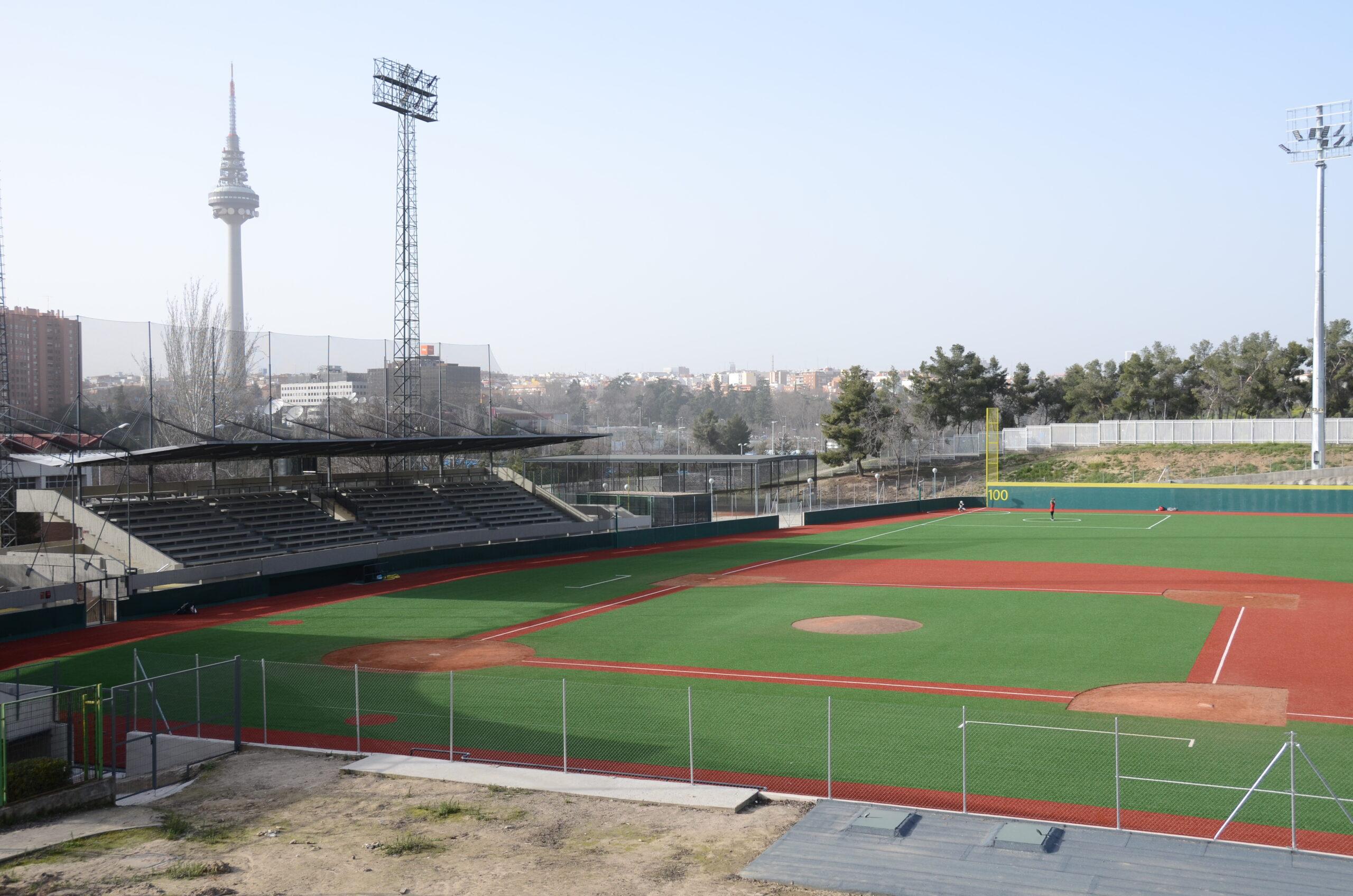 Campo de béisbol de La Elipa