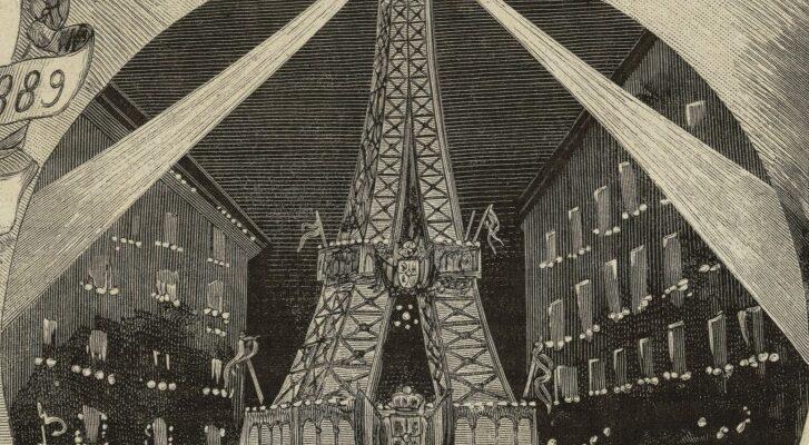 Detalle de La Verbena de San Lorenzo de 1889, de Primitivo Carcedo