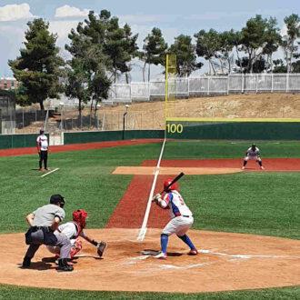 Imagen del torneo de inauguración del renovado campo