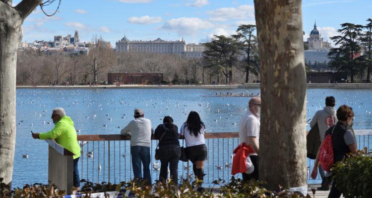 Mirador del Lago de la Casa de Campo