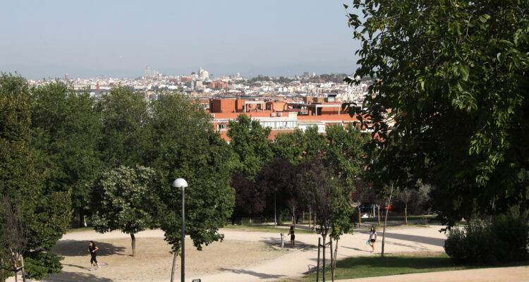 Vista desde el Mirador de Payaso Fofó