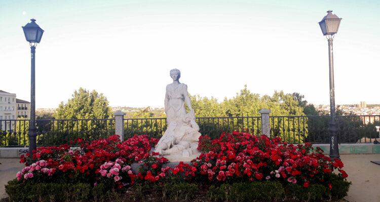 Rosaleda de San Francisco