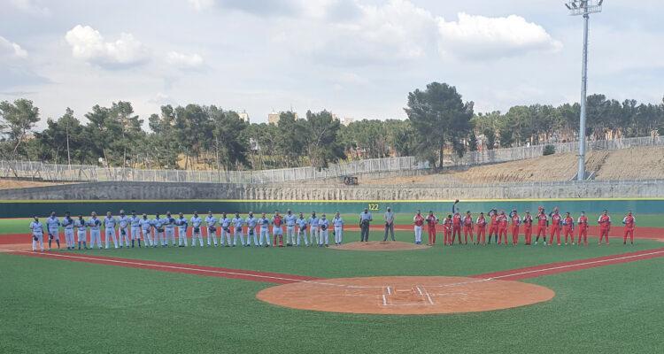 Presentación de los equipos en el torneo de inauguración