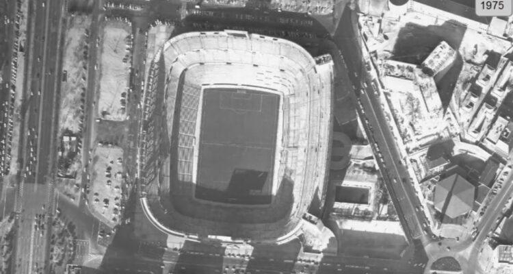 Estadio Santiago Bernabéu (1975)