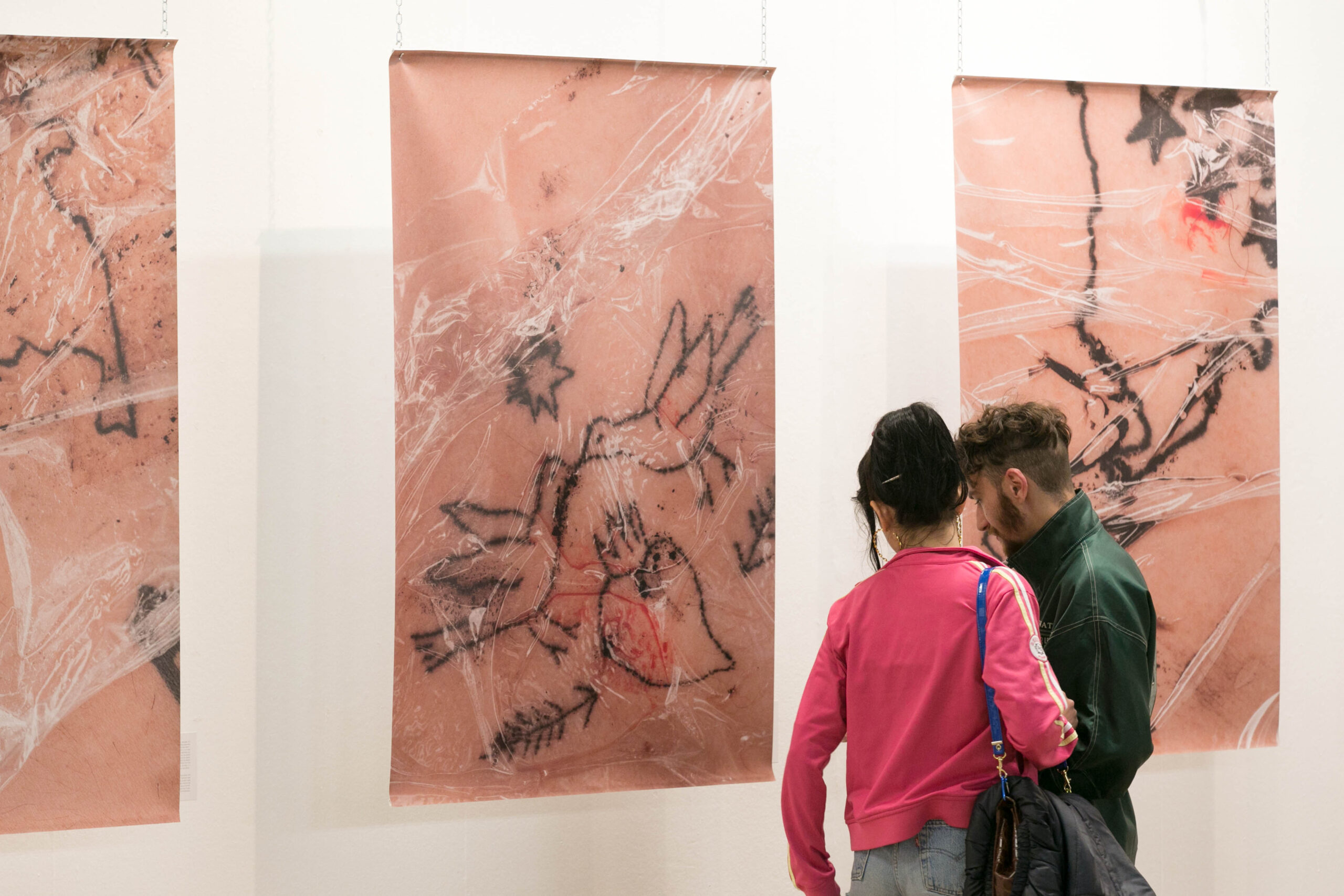 Inauguración de la exposición MEMENTOxARGANZUELA 2019 (Foto Lukasz Michalak / Estudio Perplejo)