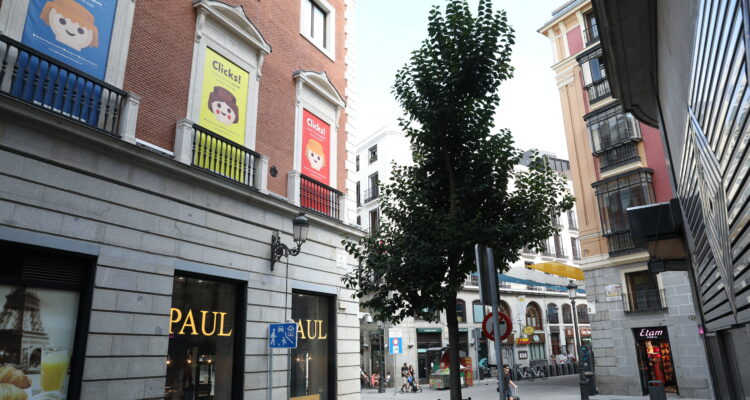 Palacio de Gaviria. Madrid