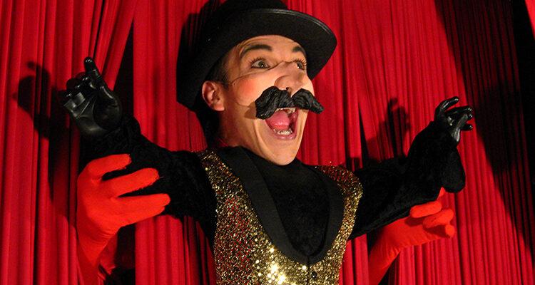 'Jukebox', cabaret musical con marionetas vivas