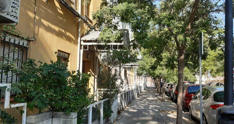 Calle Sanchís Banús, colonia Moscardó