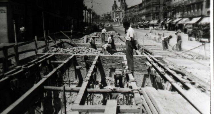 Obras de Metro Menendez Pelayo 1940