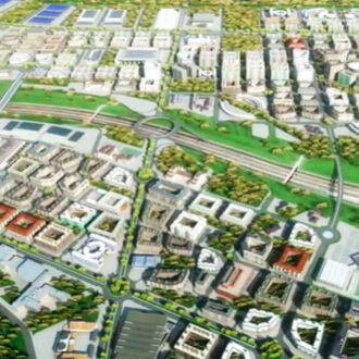 Valdecarros. Simulación del proyecto. Imagen de valdecarros.com